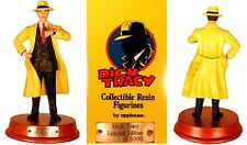 Vintage DICK TRACY Limited Edition Collectors Resin Figure- Original Display Box