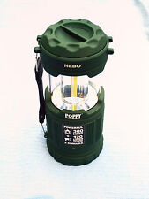 NEBO POPPY 300 LUMEN LANTERN AND SPOT LIGHT 6555