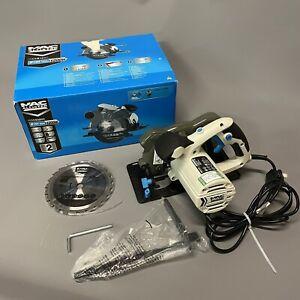 MAC ALLISTER MSCS1200 1200W 165MM ELECTRIC CORDED CIRCULAR SAW 220-240V