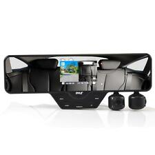 NEW Pyle PLCMDVR52 Rearview Mirror Monitor Camera DVR Recording Driving System
