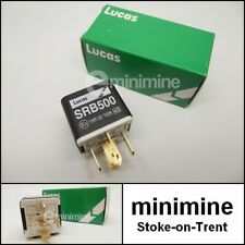 Classic Mini Starter & Auxiliary Lucas Relay 5 Pin 1985-2000 YWB10032 green SPi