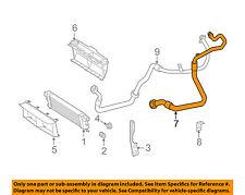 MERCEDES OEM 01-02 S600 5.8L-V12 Engine Oil Cooler-Pressure Line 1371801930