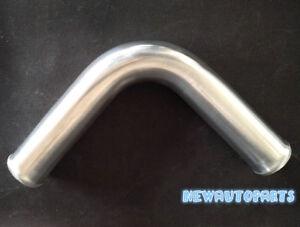 "OD:57mm/ 2.25"" inch 90 degree Elbow Aluminum Turbo intercooler Pipe L: 600m"