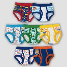 Blippi 7-Pack Toddler Boys Briefs