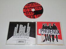 Phoenix/It 's never been like that (EMI 0946 3 55716 2 2) CD Album