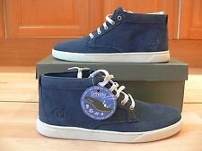 Timberland Bayham Chukka Boots- Navy Blue Size 10