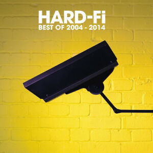 Hard-Fi : The Best of Hard-Fi: 2004-2014 CD (2014) ***NEW*** Fast and FREE P & P