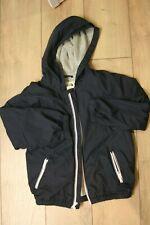 Gymboree boys wind breaker hoodie with zipper size 5-6 Guc