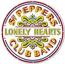 Beatles Sgt. Pepper Drum Computer Mouse Mat  (ro)