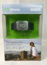 Whistle GPS Pet Tracker Kit activity diary medication food waterproof 2015 NIB