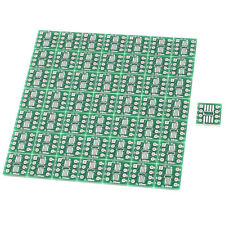 50Pcs SOP8 SSOP8 TSSOP8 SMD To DIP8 Adapter 0.65/1.27mm PCB Board