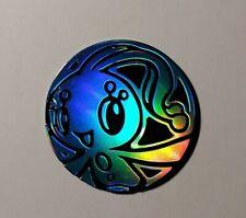 Moneta Pokemon plastica Coin Gettone near mint