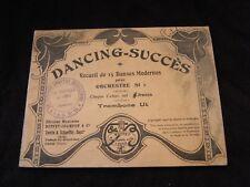 Partition Dancing succès Trombone en ut