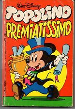 I CLASSICI DI WALT DISNEY  N.96  DICEMBRE 1984 - TOPOLINO PREMIATISSIMO
