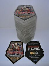 Robinsons Trooper Iron Maiden  Beer Mats *NEW* FULL PACK 125 IN PACK