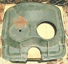 GUARD; FAN; WITH FILLER ON RH; 65 PONTIAC GM A-BODY WITH A//C OR HD RADIATOR