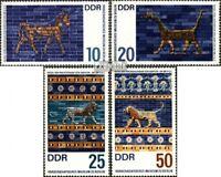 DDR 1229-1232 (kompl.Ausgabe) gestempelt 1966 Kunstwerke