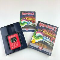 Atari 2600 Game Worm War 1 Complete In Box ATARI 2600 Video Game System & Manual