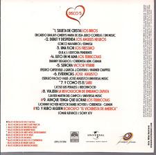 RARE CD balada 70s 80's JOSE AUGUSTO Evidencias LOS BRIOS Silueta Cristal SABU