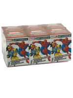 Marvel Heroclix 10th Anniversary Gravity Feed Booster Brick 6 Sealed Boosters