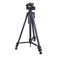 "62"" Camera Camcorder Tripod Support for Canon Nikon Sony Fuji Olympus Panasonic"