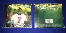 OOP SEALED Seven Seventh Trumpet CD 2002 RAP HIP HOP Southflock