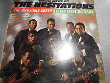 THE HESITATIONS   WHERE WE ARE AT!   LP  KAPP RECORDS LABEL   275
