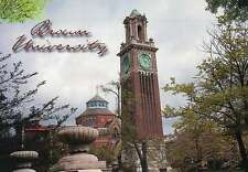Brown University, Providence, Rhode Island, Carrie Tower, Campus --- Postcard