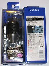Levoc LV-105 Napolex JDM  Aluminum Carbon fiber Shift Lever Knob NEW razo