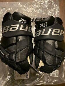 Bauer Eishockeyhandschuh SUPREME 2S GLOVE - SR in Gr.13.0