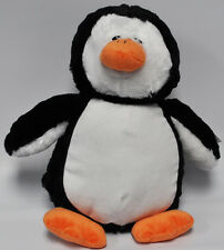Eb Bordar Pingüino 40.6cm Bordado Relleno Animal