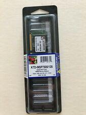 NEW KINGSTON KTD-INSP7500/128 128MB PC100 Laptop Memory