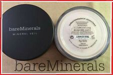 Bare Escentuals bareMinerals  ILLUMINATING MINERAL VEIL Face Powder SEALED 9g XL