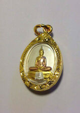 Traditional Authentic Thai Buddhist Amulet Pendant Protection From Bad Spirits20