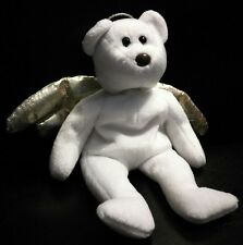 Hello I I The Angel  Bear Ty Original Beanie Baby Plush