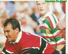 310 AUSTIN HEALEY LEICESTER TIGERS 2  STICKER PREMIER DIVISION RUGBY 1998 PANINI