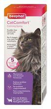 Beaphar Catcomfort Calming Spray 60 ML Wohlfühlspray Cats for Reisen Etc