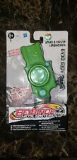Beyblade Metal Masters Fusion Wind Up & Shoot Launcher Green (B201)