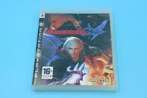 PLAYSTATION PS3 - Devil May Cry 4 - Boxed