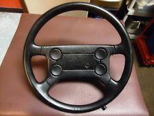 75 93 VW MK1 Rabbit Cabriolet GTI MK2 Golf Jetta GLI 4 Spoke Steering Wheel
