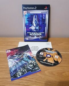 GRADIUS III and IV (3 and 4) for the Sony PlayStation 2 PS2 PAL - MINT
