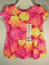 JUMPING BEANS GIRLS 12 MO LONG TOP NEW WITH TAG