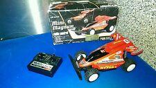 NIKKO MINI MAGNUM  1/20 RADIO CONTROL CAR 1984 (read description please)