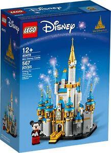 LEGO 40478 Mini Disney Castle FREE SHIPPING