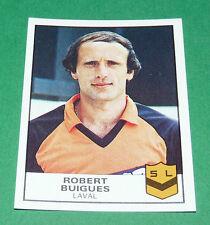 N°90 ROBERT BUIGUES LAVAL STADE LAVALLOIS SL PANINI FOOTBALL 84 1983-1984