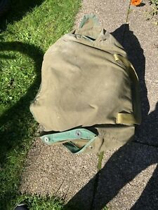 Fallschirm DDR NVA mit Tasche