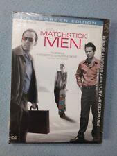 New Matchstick Men Dvd Nicolas Cage, Sam Rockwell, Alison Lohman