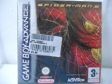 Spider-Man: The Movie 2 GAME BOY ADVANCE GBA. NUOVO! ANCORA SIGILLATO