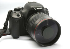 500mm Mirror f/6.3  telephoto lens for Nikon D90 D700 D7100 D7200D3200 D5300 D4