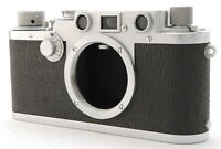 【N MINT】Leica III F IIIF Rangefinder 35mm Film Camera Body From JAPAN